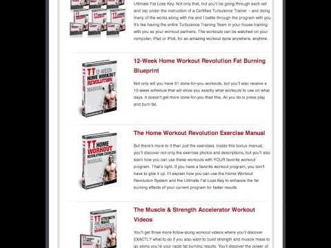 Home Workouts and Bodyweight Workouts at Home Image 1
