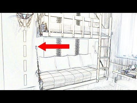 Двухъярусная кровать своими руками – чертежи и перечень материалов