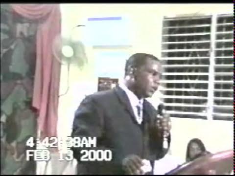 Pastor y Evangelista Rafael Ramirez 3.mpg