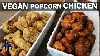 How to Cook Tofu - Vegan Popcorn Chicken Made 4 Ways
