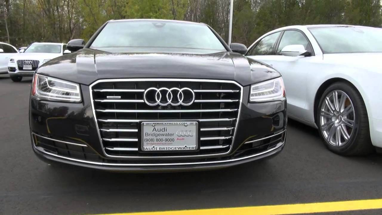 2015 Audi A8 3 0t Supercharged Quattro Sedan Bridgewater