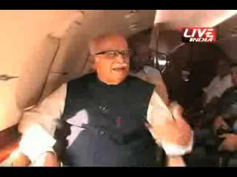 Lal Krishna Advani - Abhi to mai JAWAAN hu - An exclusive on LIVE INDIA with Amod Rai