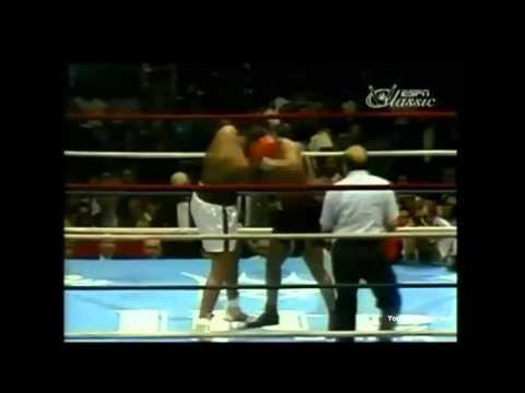 Бокс. Майк Тайсон - Регги Гросс. (ком. Беленький, Высоцкий) Mike Tyson - Reggie Gross