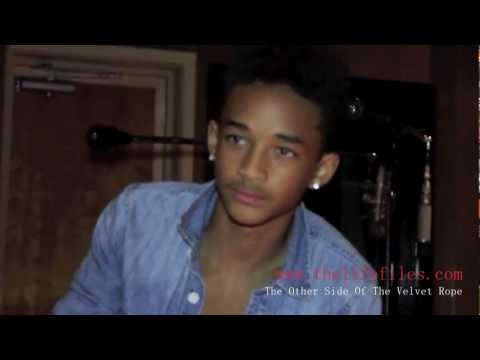 the.LIFE Files TV: Jaden Smith Talks Personal Fashion, Dad's Best Advice & Relationships