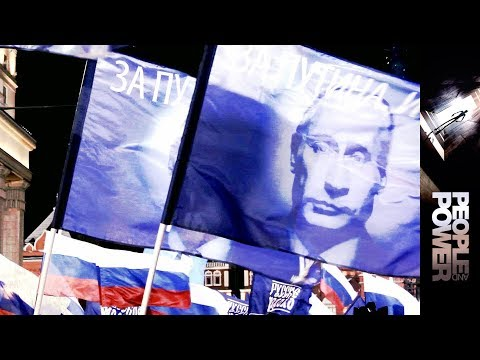 People & Power investigates claims that Russia's political supremo