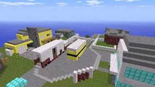 Nuketown in Minecraft - with download link