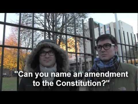 Young Voters vs. The Constitution