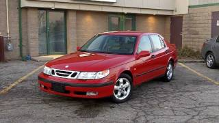 Monaco Motorcars Presents: 2000 Saab 9-5 98,000km MINT!!!