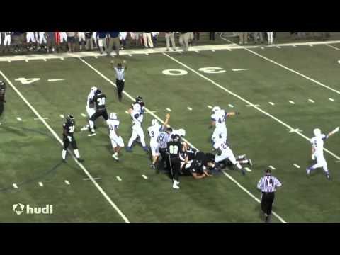 Jacob Rangel - Senior Season Highlights