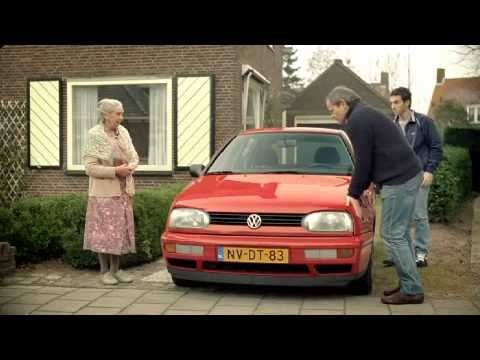 Loekie 2011: Oud vrouwtje (Volkswagen)