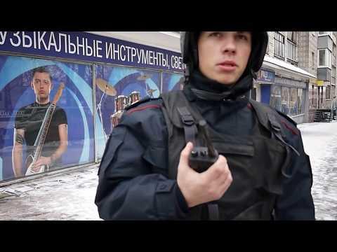 Юрист Антон Долгих незаконно задержан сотрудником полиции. 10.12.2015