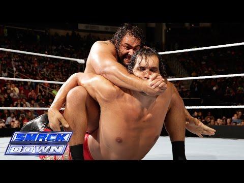 The Great Khali vs. Rusev: SmackDown, Oct. 31, 2014