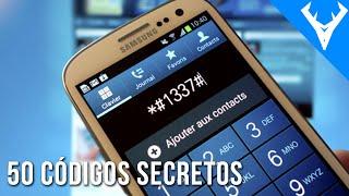 50 códigos secretos para seu ANDROID