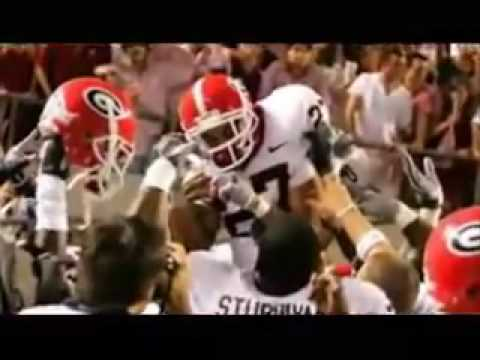 University of Georgia Bulldogs Football - Saturday In Athens Video