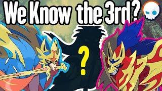 Pokemon Sword and Shield: Zacian, Zamazenta and Zallow?   Gnoggin