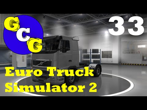 Euro Truck Simulator 2 - No Speed Limit! - Gdansk - Ep.33