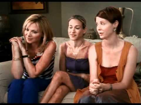 Sex And The City -Was It Good For You (tantric massage scene)