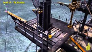Pirates of the caribbean wii game walkthrough