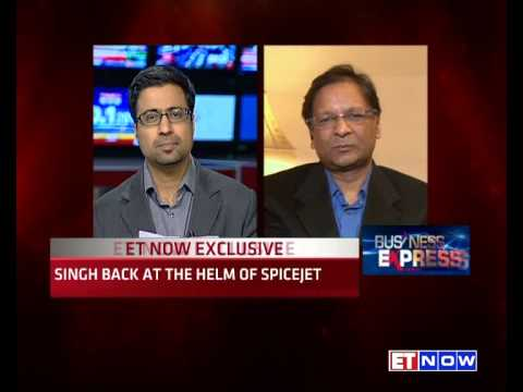 EXCLUSIVE | Ajay Singh To ET NOW On Taking Control Of SpiceJet