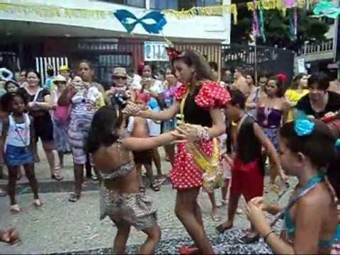 Baile Infantil Carnaval 2013 0002 video