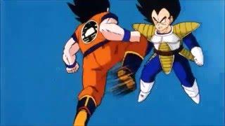 Goku vs Vegeta AMV