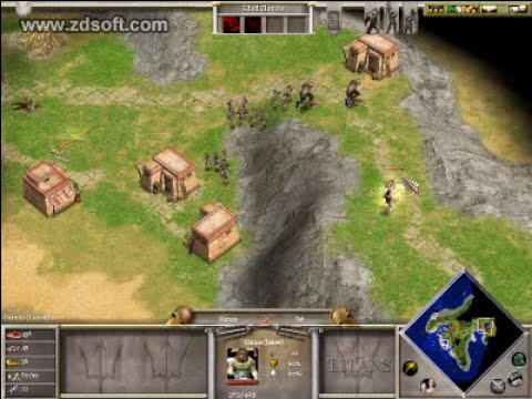 Age of Mythology - the titan - Consecuencias - parte 2/2