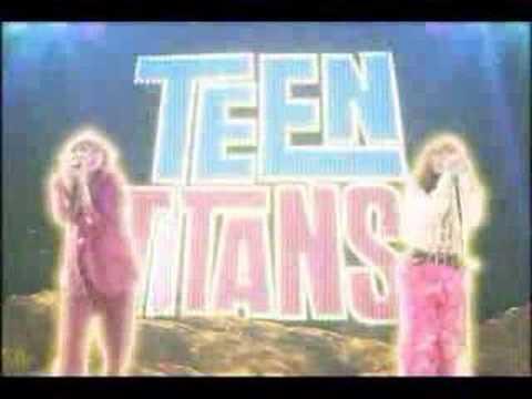Puffy Amiyumi - Teen titans theme tune