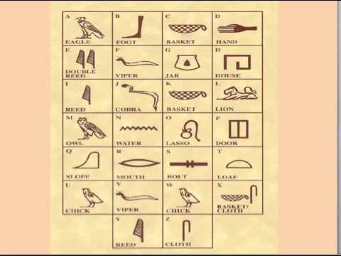 What are the major characteristics of each period of Egyptian history?
