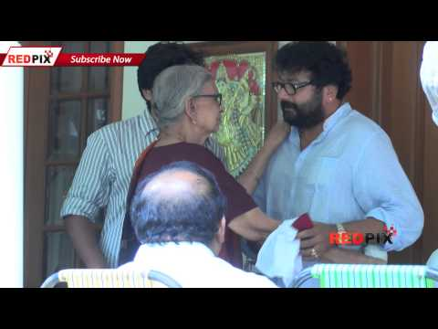 Actor Jayaram's mother died -- Red Pix