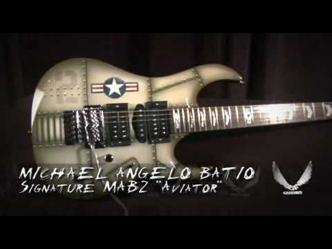 Dean Guitars Michael Angelo Batio Signature MAB2