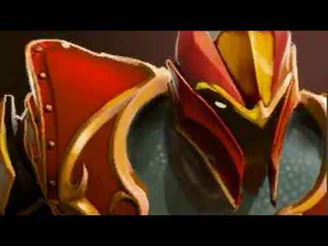 Dragon Knight DOTA 2 Intro Guide