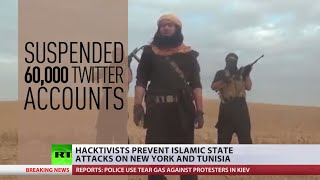 'Ghost Security': Hackers prevent ISIS attacks on NYC and Tunisia