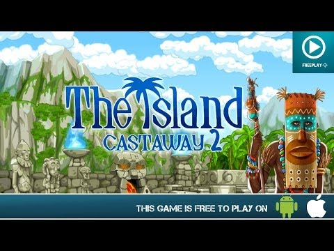 The Island: Castaway 2 - Free for IOS & Android - HD Gameplay
