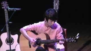 (Tamia) Officially Missing You - Sungha Jung (live)