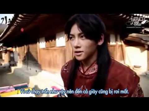 [Vietsub][LastLeaf Subbing Team]지창욱 Ji Chang Wook Empress Ki- Behind the scene 1