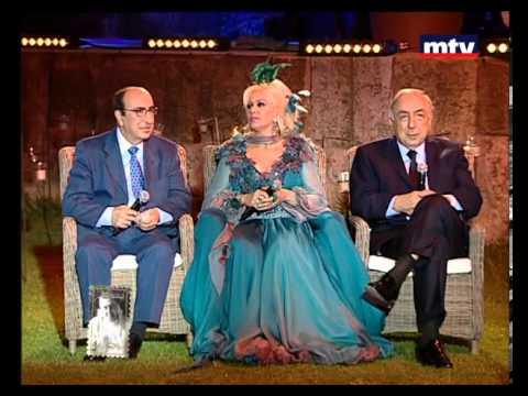 Entertainment Specials - Riad Sharara 01072013
