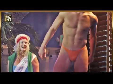 That Strippin' Gay Matt Bomer