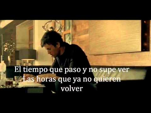 Enrique Iglesias - Donde Estan Corazon Con Letra (Lyrics)