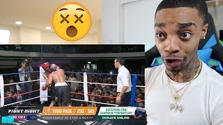 Reacting To FouseyTube Vs SLIM T.K.O!