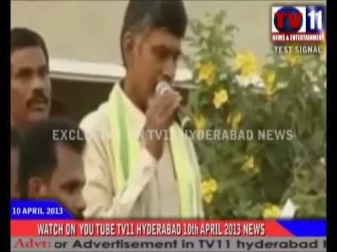 TV11 HYDERABAD 10TH APRIL 2013 TELUGU NEWS TODAYS NEWS UPDATES