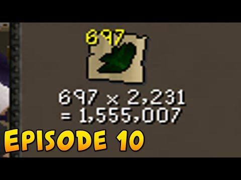 Bank was made. - Old School Runescape Progress Episode 10