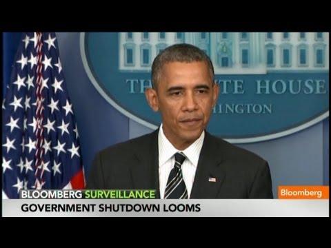 Obama Looks Past Shutdown to Avoiding Debt Ceiling