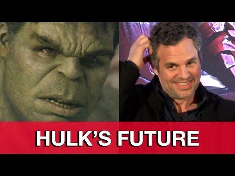 """Avengers Age Of Ultron - Mark Ruffalo & Joss Whedon Talk Hulk's """"Amazing"""" Future"""