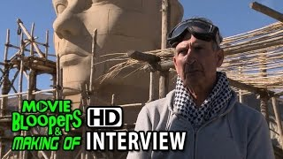 Exodus Gods And Kings (2014) Interview - Arthur Max (Production Designer)