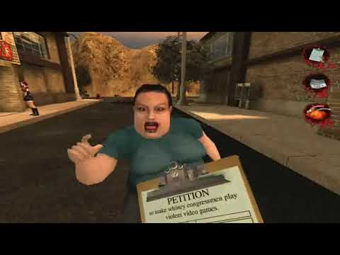 Postal 2 - Petition