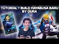 TUTORIAL HAYABUSA + BUILD BARU BY OURA