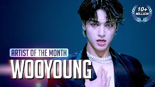 Download [Artist Of The Month] 'Bad' covered by ATEEZ WOOYOUNG(우영)   June 2021 (4K) Mp3/Mp4