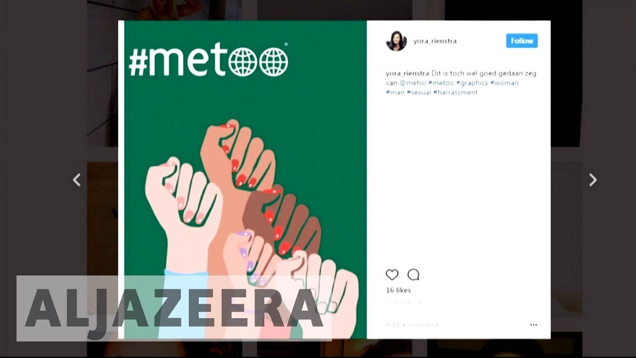 #MeToo: Women share stories of sexual harassment and abuse