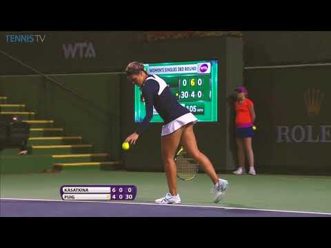 Monica Puig - The Sexiest Tennis Player thumbnail