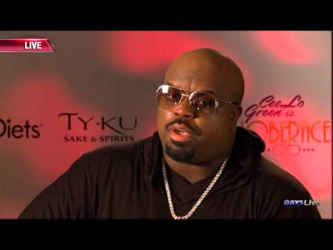 Cee Lo Green Interview on @AXSLive
